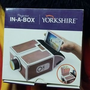 Projector in a Box